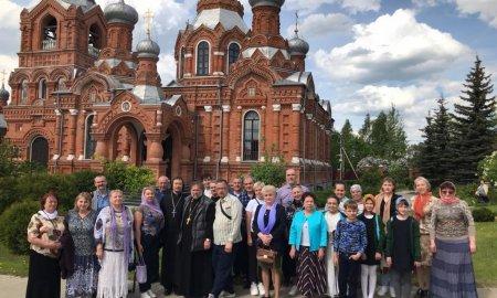 Паломническая поездка в Главный храм Вооруженных Сил России