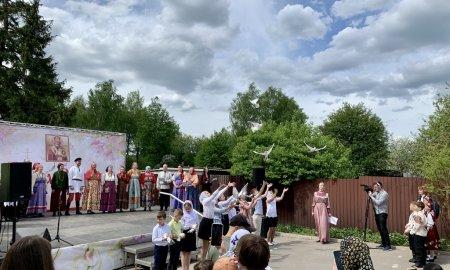 IV фестиваль русских традиций «Никола Вешний» в Никулино.