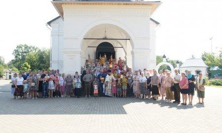 День памяти царственных страстотерпцев в Дедовске