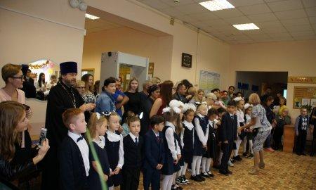 День знаний в Манихинской школе