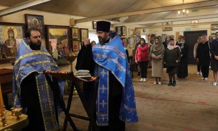 Встреча с воспитателями в Мироносицком храме