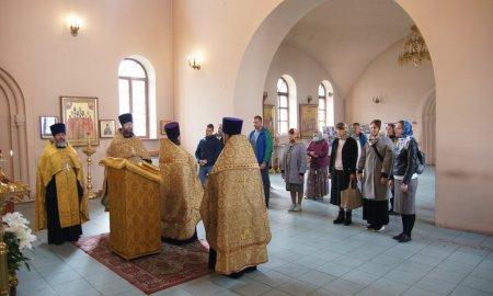 Начало учебы  Истринского отделения Библейско-Богословских Курсов.