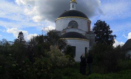 Храм Вознесения Господня село Еремеево