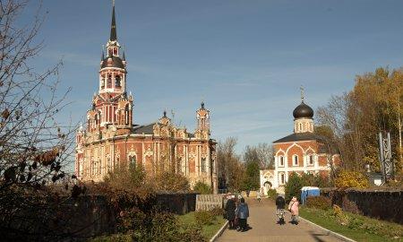 Паломническая поездка прихожан Георгиевского храма города Дедовск